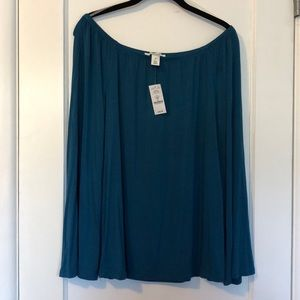 Flowy WHBM shirt - new.